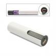 USB nabíječka pro baterie 18650 (Bílá)