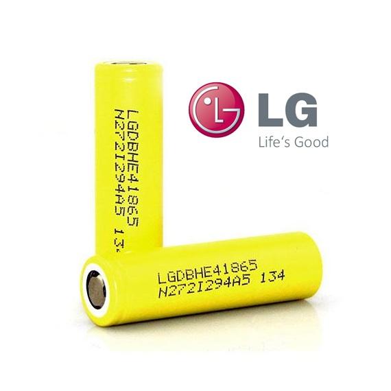 Baterie LG HE4 18650 / 20A (2500mAh)