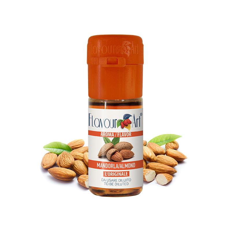 Příchuť FlavourArt: Mandle (Almond) 10ml