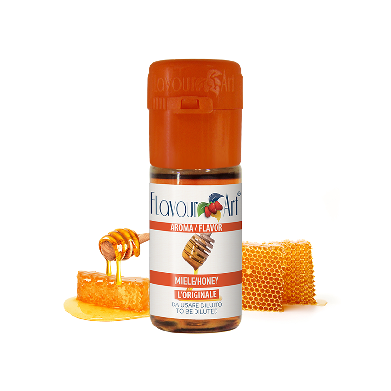 Příchuť FlavourArt: Med (Honey) 10ml