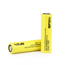 Baterie MXJO IMR 18650 - 35A (2500mAh)