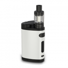 Elektronický grip: Eleaf Pico Dual 200W Kit s Melo 3 Mini (Bílý)
