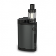 Elektronický grip: Eleaf Pico Dual 200W Kit s Melo 3 Mini (Šedý)