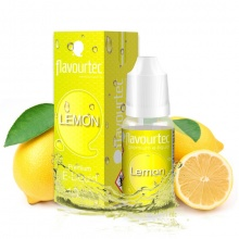E-liquid Flavourtec 10ml / 0mg: Citrón (Lemon)