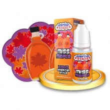 E-liquid American Stars 10ml / 6mg: Miss Maple
