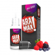 E-liquid Aramax 10ml / 0mg: Lesní plody (Max Berry)