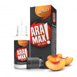 E-liquid Aramax 10ml / 0mg: Broskev (Max Peach)