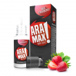 E-liquid Aramax 10ml / 0mg: Jahoda (Max Strawberry)