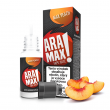 E-liquid Aramax 10ml / 12mg: Broskev (Max Peach)