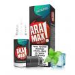 E-liquid Aramax 10ml / 18mg: Mentol (Max Menthol)