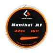 Kanthal A1 - odporový drát 0,65mm 22GA (5m) - GeekVape
