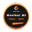 Kanthal A1 - odporový drát 0,4mm 26GA (10m) - GeekVape