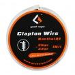 Clapton Kanthal A1 - odporový drát 26GA + 32GA (5m) - GeekVape