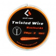 Twisted Kanthal A1 - odporový drát 2x 26GA (5m) - GeekVape
