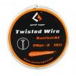 Twisted Kanthal A1 - odporový drát 3x 28GA (5m) - GeekVape