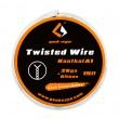 Twisted Kanthal A1 - odporový drát 26GA + Ribbon (5m) - GeekVape