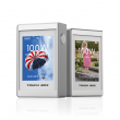 Elektronický grip: SMY Touch Box TC 100W (2600mAh) (Stříbrný)