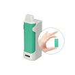 Elektronická cigareta: Eleaf iCare Mini s mobilní nabíječkou (2300mAh) (Tyrkysová)