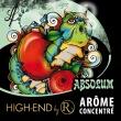Příchuť Revolute High-End: Absolum (Absint a ovoce) 10ml