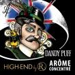 Příchuť Revolute High-End: Dandy Puff (Směs červených plodů) 10ml