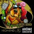 Příchuť Revolute High-End: Greedy-Scratch (Lískové ořechy a pralinky) 10ml