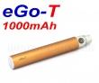 Baterie Joye eGo-T - MEGA XL (1000mAh) - MANUAL (Copper)