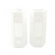 Silikonové pouzdro pro Wismec Reuleaux RX2/3 TC (Bílé) (2ks)
