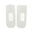 Silikonové pouzdro pro Wismec Reuleaux RX2/3 TC (Průhledné) (2ks)