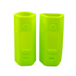 Silikonové pouzdro pro Wismec Reuleaux RX2/3 TC (Zelené) (2ks)