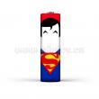 Smršťovací folie pro baterie 18650 s potiskem (Superman)