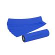 Smršťovací folie pro baterie 18650 (Modrá transparentní) (5ks)