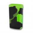 Silikonové pouzdro pro Sigelei Fuchai TC 213W (Černo-zelené)