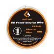 Fused Clapton SS316 - odporový drát 2x 26GA + 30GA (3m) - GeekVape