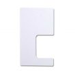 Samolepka pro eVic AIO (2ks) - Bílá