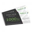 Elektronický dárkový poukaz / voucher na 1000 Kč