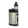 Elektronický grip: Eleaf Pico Dual 200W Kit s Melo 3 Mini (Stříbrný)