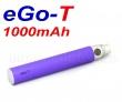 [!Doprodej] - Baterie Joyetech eGo-T - MEGA XL (1000mAh) - MANUAL (Fialová)