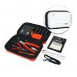 Sada nástrojů pro DIY - PilotVape DIY Tool Kit V3 (Stříbrná)