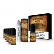 E-liquid DIY sada Premium Tobacco 6x10ml / 3mg: MaXXky Red