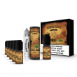 E-liquid DIY sada Premium Tobacco 6x10ml / 3mg: MaXXky Green