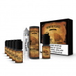 E-liquid DIY sada Premium Tobacco 6x10ml / 18mg: Desert Ship