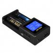 Multifunkční nabíječka baterií - Golisi S2  (2.0A) Smart Charger (2 sloty)