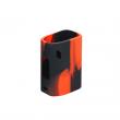 Silikonové pouzdro pro Wismec Reuleaux RX300 (Černo-červené)