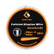 Clapton Kanthal A1 - odporový drát 2x 28GA/Twisted + 32GA (5m) - GeekVape