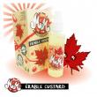 Příchuť Mr & Mme: Érable custard (Pudink s javorovým sirupem) 30ml