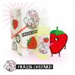 Příchuť Mr & Mme: Fraise custard (Jahodový pudink) 30ml