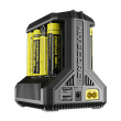 Multifunkční nabíječka baterií - Nitecore Intellicharger I8 (8 slotů)