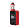 Elektronický grip: Joyetech Cuboid Pro Kit s ProCore Aries (Červený)