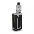 Elektronický grip: Eleaf iKuun i200 Kit s Melo 4 D25 (Stříbrný)