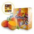 Příchuť Fantasi Shake'n'Vape: Ledové mango (Mango Ice) 30ml